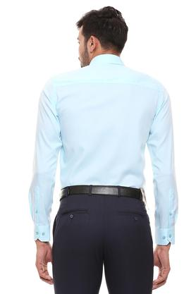 RAYMOND - Petrol Formal Shirts - 1
