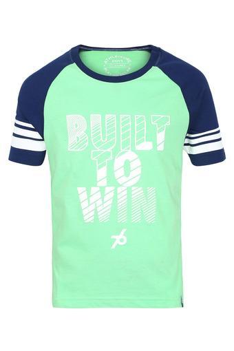 JOCKEY -  Green MixT-Shirts - Main