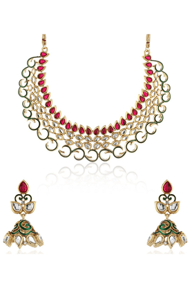 SIA Rasrawa Necklace Set - 16426