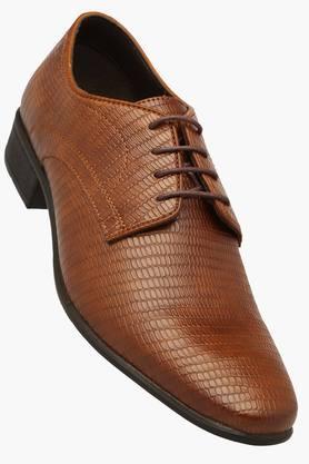 FRANCO LEONEMens Leather Slipon Smart Formal Shoe - 201515596