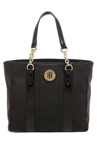 TOMMY HILFIGER -  BlackHandbags - Main