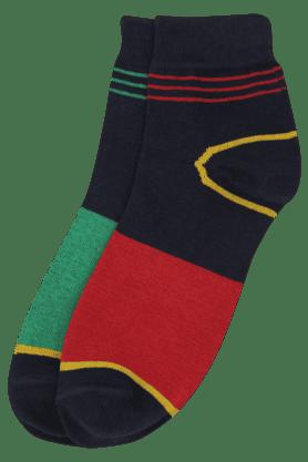 VETTORIO FRATINIMens Stripes Socks Pack Of 2