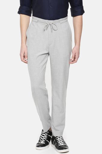 CELIO -  GreyCargos & Trousers - Main