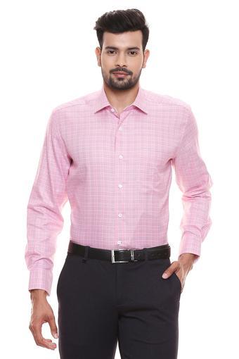LOUIS PHILIPPE -  PinkFormal Shirts - Main