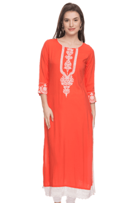 8e483f816 Products - Women's Fashion - Womens Embellished Churidar Suit | Salwar &  Churidar Suits | Indianwear | Women | Shoppers Stop View Detail