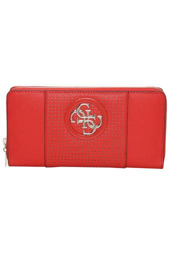 GUESS -  MaroonWallets & Clutches - Main