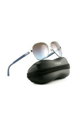Womens Aviator UV Protected Sunglasses - 0vo3997s