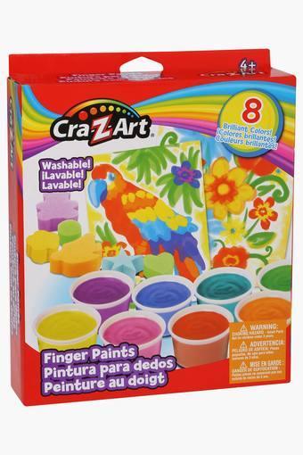 Unisex Finger Paint Set