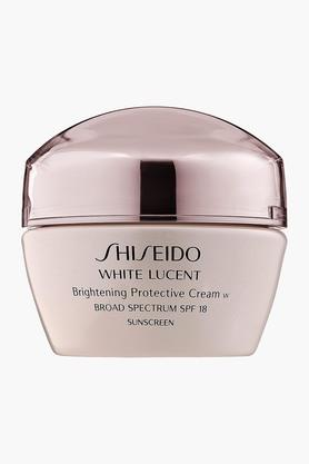 SHISEIDO White Lucent Brightening Protective Cream W