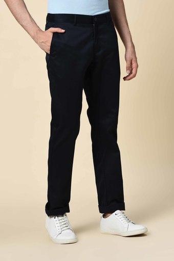 BLACKBERRYS -  NavyCasual Trousers - Main