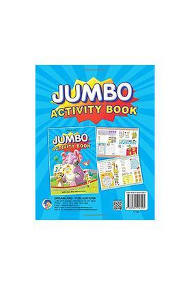 Jumbo Activity Book with 365 Activity