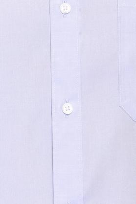 RAYMOND - Mid BlueFormal Shirts - 4