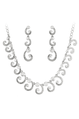TOUCHSTONE Necklace Set - 9576152