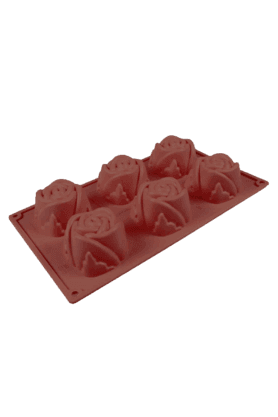 WONDERCHEF Rose Cake Mould By Chef Sanjeev Kapoor