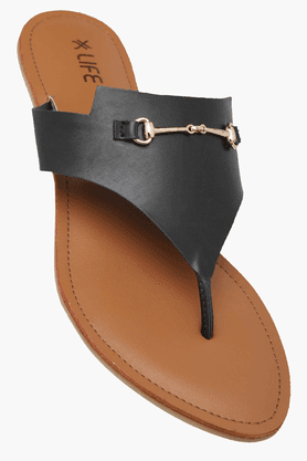 LIFEWomens Daily Wear Slipon Flat Chappal - 201060524