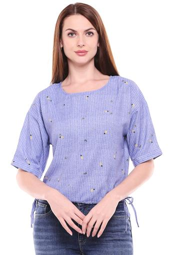 LIFE -  BluePvt Women Western Buy 1 & Get 2nd At 20% Off  - Main