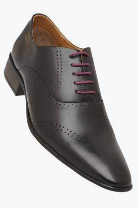 ALBERTO TORRESI Mens Leather Lace Up Formal Shoes  ...