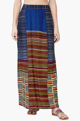 GLOBAL DESIWomen Printed Skirt - 202452187