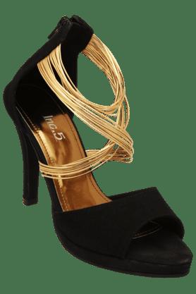 INC.5Womens Party Wear Zipper Closure Heel Sandal