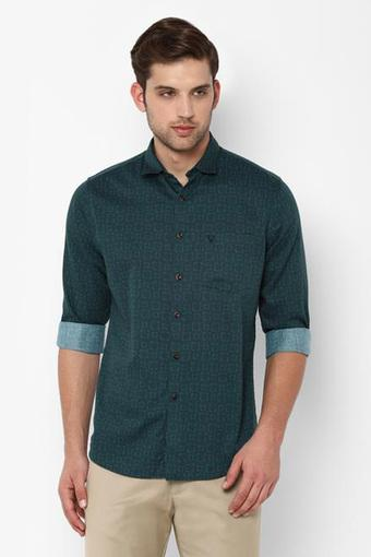 ALLEN SOLLY -  Teal Allen Solly Shop for 7499 and get 1500 off (GG) - Main