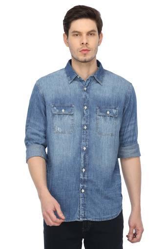 AEROPOSTALE -  Extended WashShirts - Main