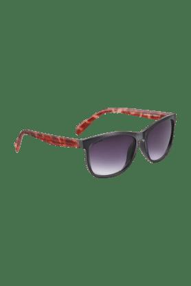 FASTRACKBlack Wayfarers Sunglass For Women-P325BK2F