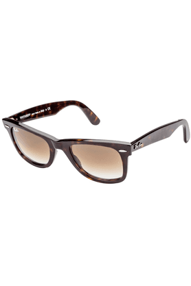 RAY BAN Unisex Sunglasses - Wayfarers Collection