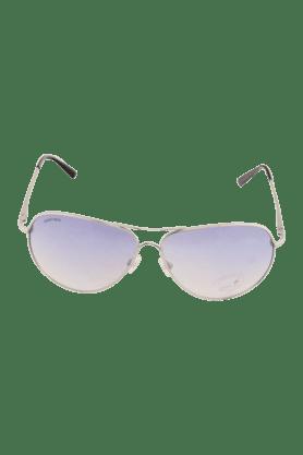 FASTRACKClassic Full Rim Aviator Sunglasses For Men-M050BU2
