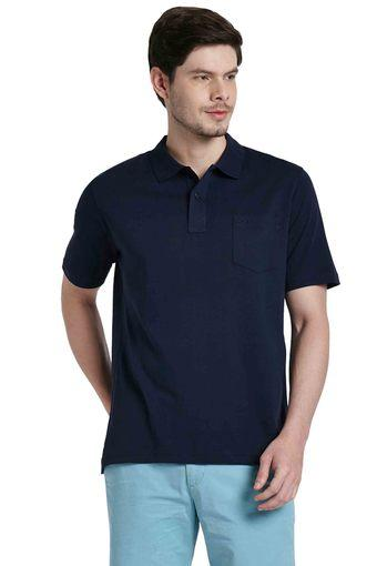 COLOR PLUS -  NavyT-Shirts & Polos - Main