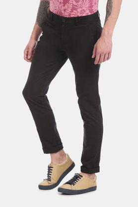 AEROPOSTALE - Black Casual Trousers - 2