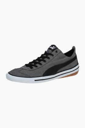 PUMA Unisex Canvas Lace Up Sports Shoes  ... - 202304615