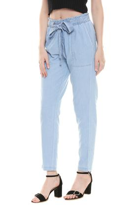 KRAUS - Mid BlueTrousers & Pants - 2