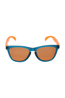 FASTRACK Blue Wayfarer Sunglasses (PC003BR2)