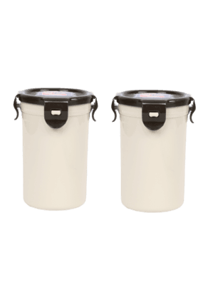 LOCK & LOCK Round Container - 350ml (Set Of 2)