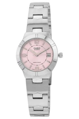 Casio Womens Analogue Watch-A873 image