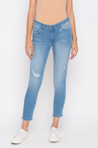 PEPE -  Light BlueJeans & Jeggings - Main