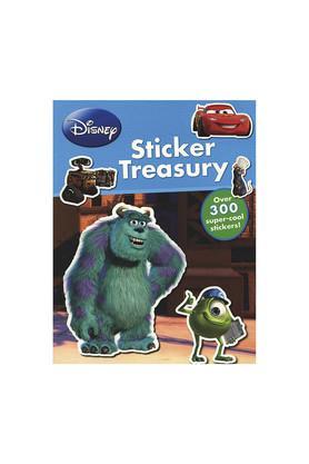 Disney Sticker Treasury