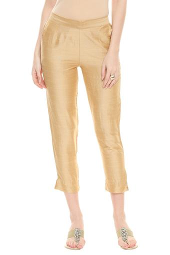 AURELIA -  Gold Pants - Main