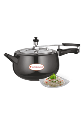 WONDERCHEF Raven Pressure Cooker Hard Anodised