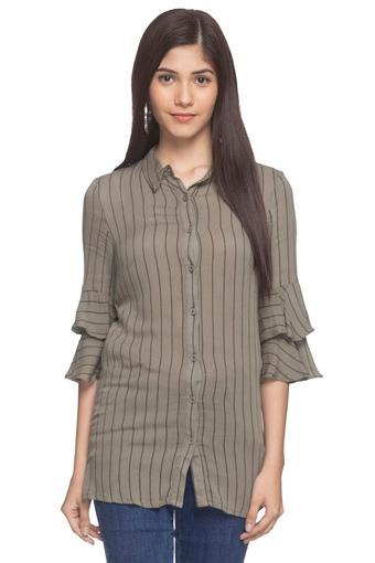 DEAL JEANS -  OliveShirts - Main