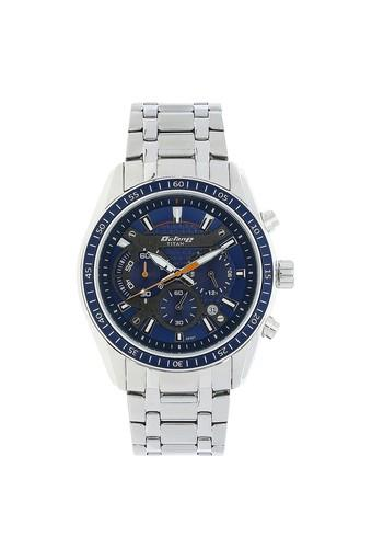 Mens Chronograph Stainless Steel Watch - 90077KM02
