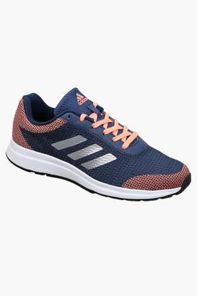 ADIDAS Womens Mesh Lace Up Sports Shoes  ...