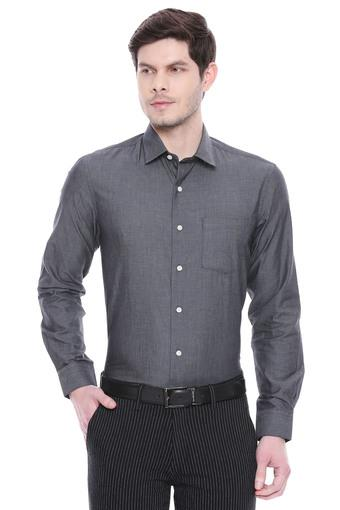 C337 -  Grey Formal Shirts - Main