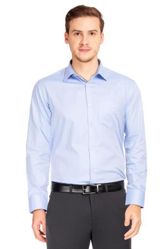 VAN HEUSEN -  Blue Shirts - Main