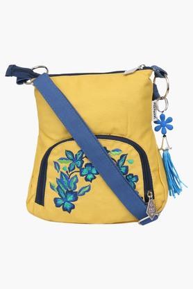 PICK POCKETWomens Zipper Closure Sling Bag - 202392049_9407