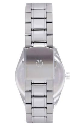 Mens Two Tone Dial Stainless Steel Analogue Watch - 1729SM04