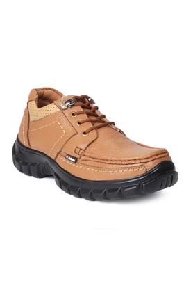 Mens Casual Wear Lace Up Boots