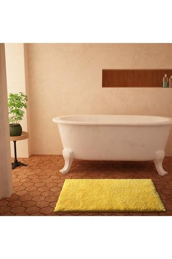 SPACES Exotica Custard Small Bath Mat