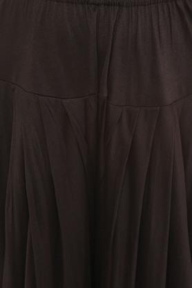 Womens Solid Dhoti Pants