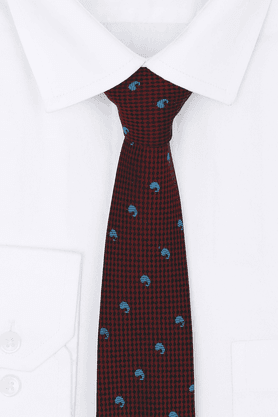 Mens Cotton Printed Tie